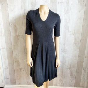 [Peruvian Connection] Pima Cotton Sweater Dress